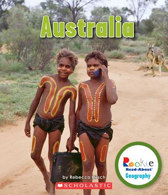 Australia By Hirsch, Rebecca